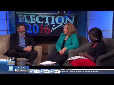 RIT on TV: Social Media and the Election