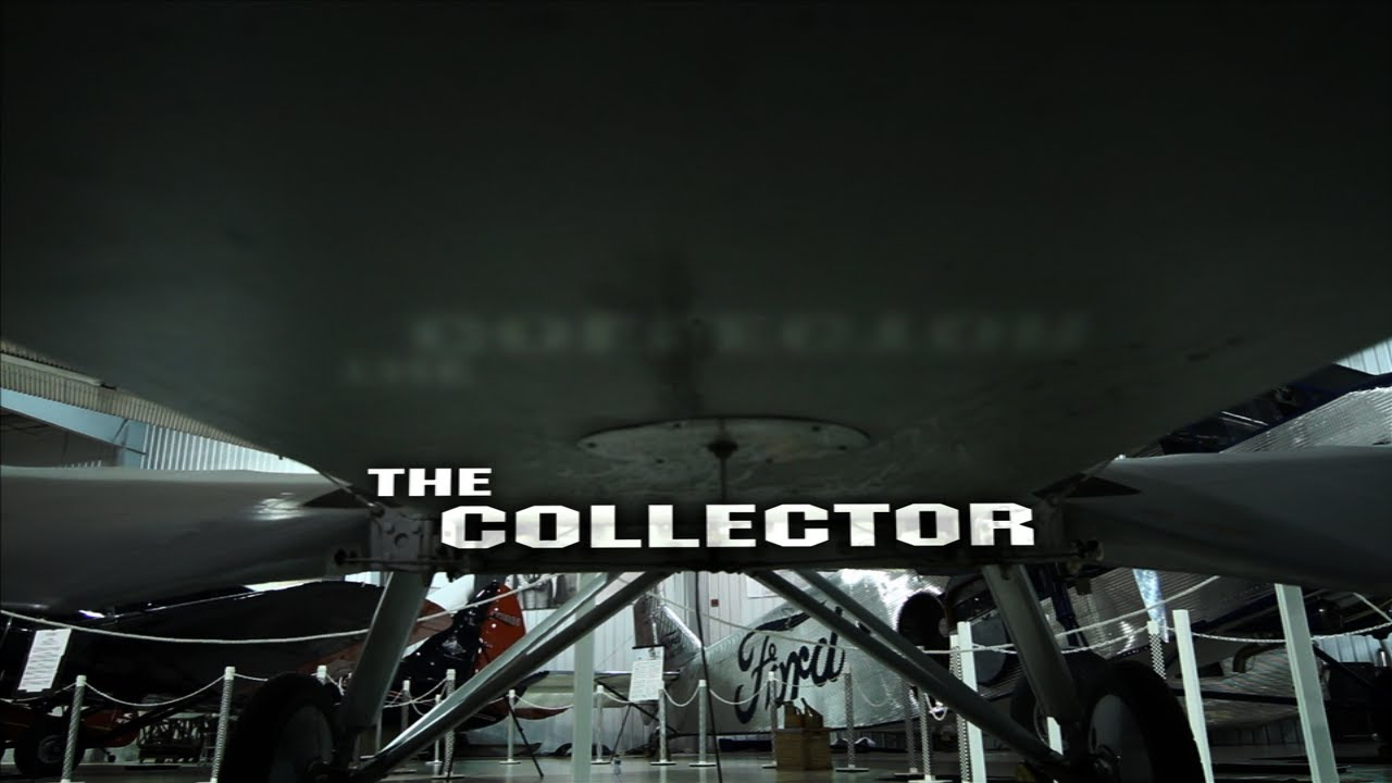 "Aviation Storytellers:  "" The Collector "" featuring Greg Herrick"