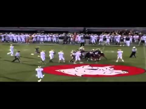 Malik Cooley-Walker Senior Highlight Tape#54 (2012)Brockton High School
