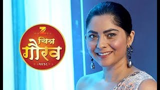 Sonalee Kulkarni At Zee Chitra Gaurav Puraskar 2018 | Marathi Cinema Awards | Chillx Marathi