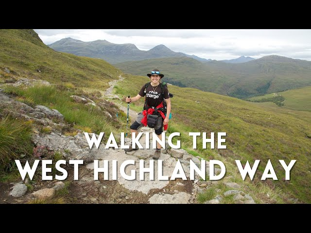 Learning To Thrive | 100 Miles Along The West Highland Way