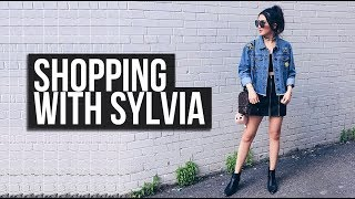 SHOPPING WITH SYLVIA | Errands at Shoppers Drug Mart