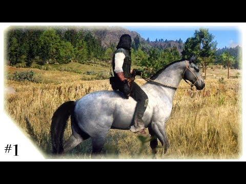 1# Red Dead Redemption 2 - Westernová vyjížďka [CZ]