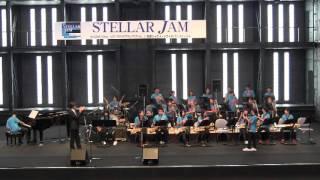 ステラジャム2015 津市立南郊中学校 Nancoh Jazz Orchestra