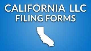 California LLC - Formation Documents Video