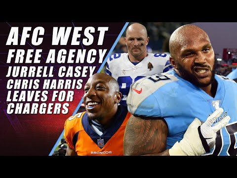 Broncos Trade for Jurrell Casey: AFC West Free Agency