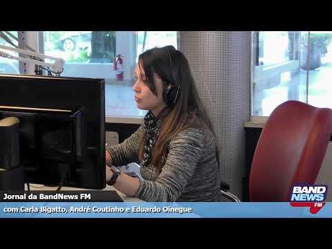 Jornal da BandNews FM - 09/07/2019