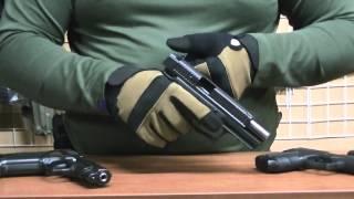 Обзор травматических пистолетов Форт