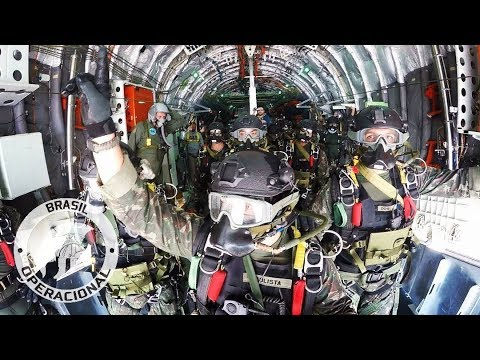 Infantaria Paraquedista V2    Brazilian Airborne Trops ( PQD & CIA PREC PQDT )