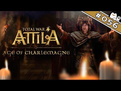 Let's Play Age of Charlemagne #056 - Schlacht von Basel (Total War Attila German Deutsch)