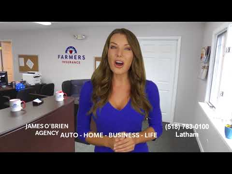 Auto and Home Insurance Bundle - James O'Brien Agency - Farmers Insurance