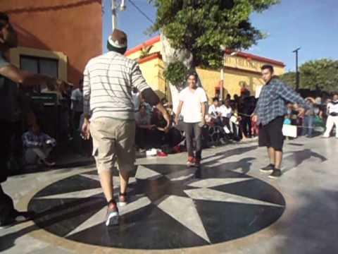 Royal Kings vs Radical FX  FINAL  BATTLE OF TWINS YAUTEPEC 2014