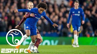 Baixar Chelsea earns hard-fought 1-1 Champions League draw vs. Barcelona | ESPN FC