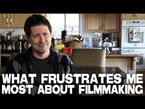 What Frustrates Me Most About Filmmaking by Paul Osborne