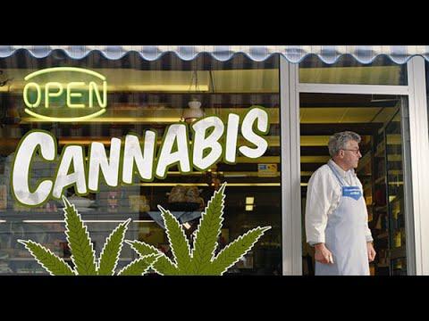 Marijuana Shop to be Starbucks of Weed