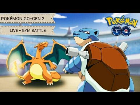Pokémon GO LIVE  Stream 👊( GYM BATTLE )👊 Grover Cleveland HS Ridgewood Queens NYC
