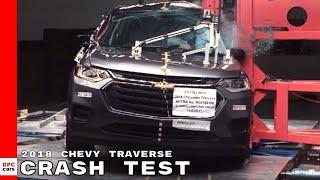 2018 Chevrolet Traverse Crash Test & Rating