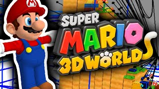 The Process of Modding Super Mario 3D World (ft. @NinTyler)