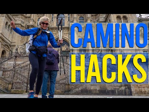 Hacks, Tips, and Tricks For Walking The Camino