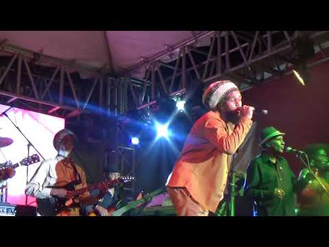 Dre Tosh Performance at the Peter Tosh Music Festival 21/10/17