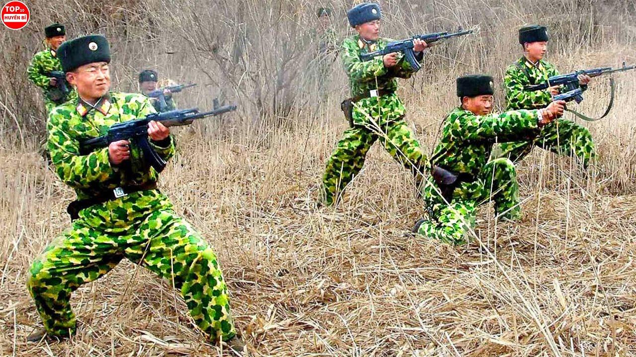 Những Quốc Gia Có Quân Đội YẾU Nhất Thế Giới   Top 10 Huyền Bí