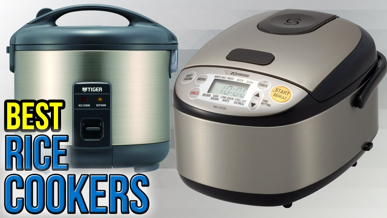 the very best rice cookers 2018 you're able to get