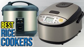 10 Best Rice Cookers 2017