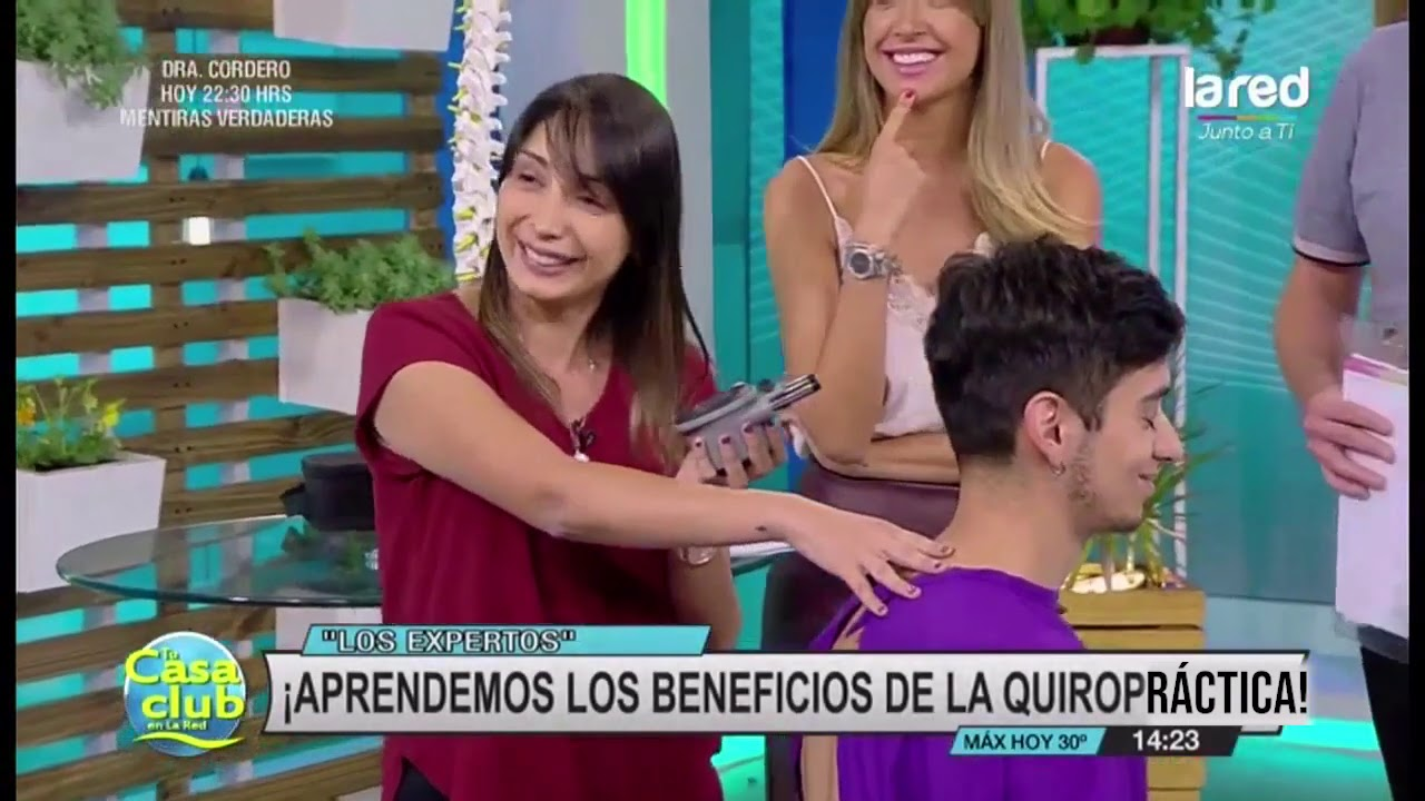 """Participación en el programa """"Tu Casa Club"""" de La Red"""