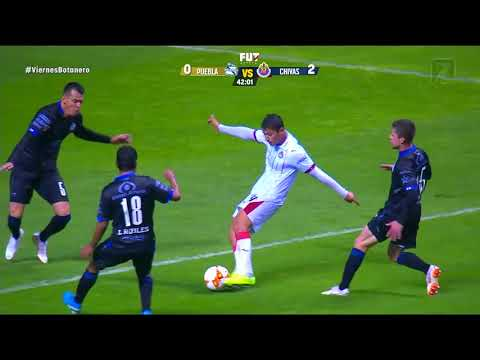 Resumen | Puebla 2 - 2 Guadalajara | LIGA Bancomer MX - Apertura 2018 - Jornada 15