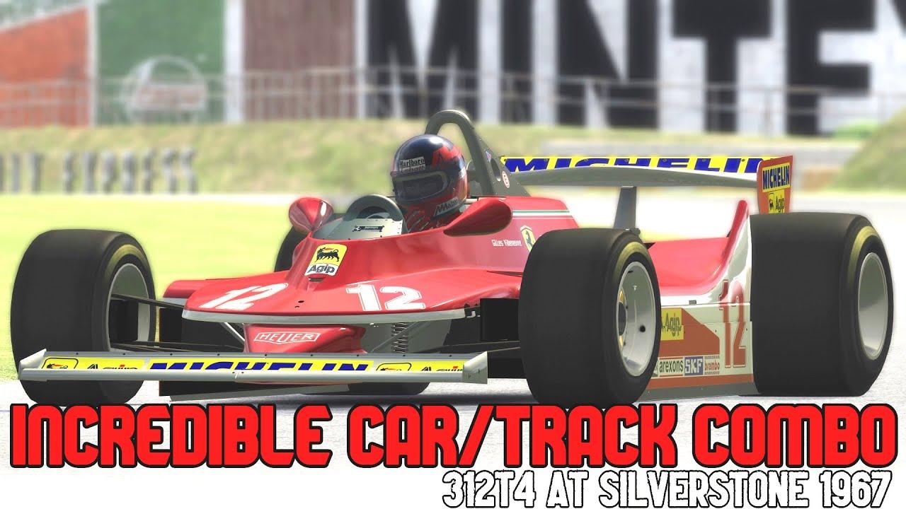 Ferrari 312T4 for Assetto Corsa - Free Classic F1 Mod