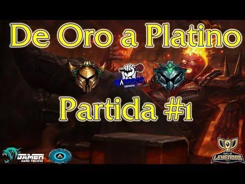 ►de-oro-a-platino◄-partida-#1-league-of-legends-victoria