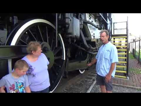 Railroad Museum, Galesburg, Illinois
