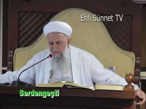 Ahmed İslamoğlu Hoca: Mahmud Efendi Hz.İki Hadise