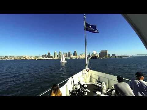 San Diego Harbor Cruise:  Admiral Hornblower