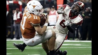 Oklahoma CB Tre Brown Comes Up Big With Game Changing Blitz In Big 12 Championship