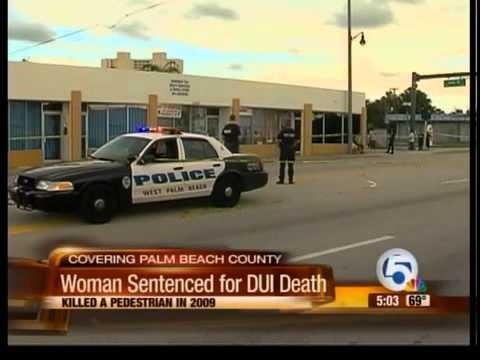 Woman sentenced for DUI death