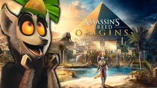 KRÓL JULIAN W EGIPCIE! - Assassin's Creed Origins