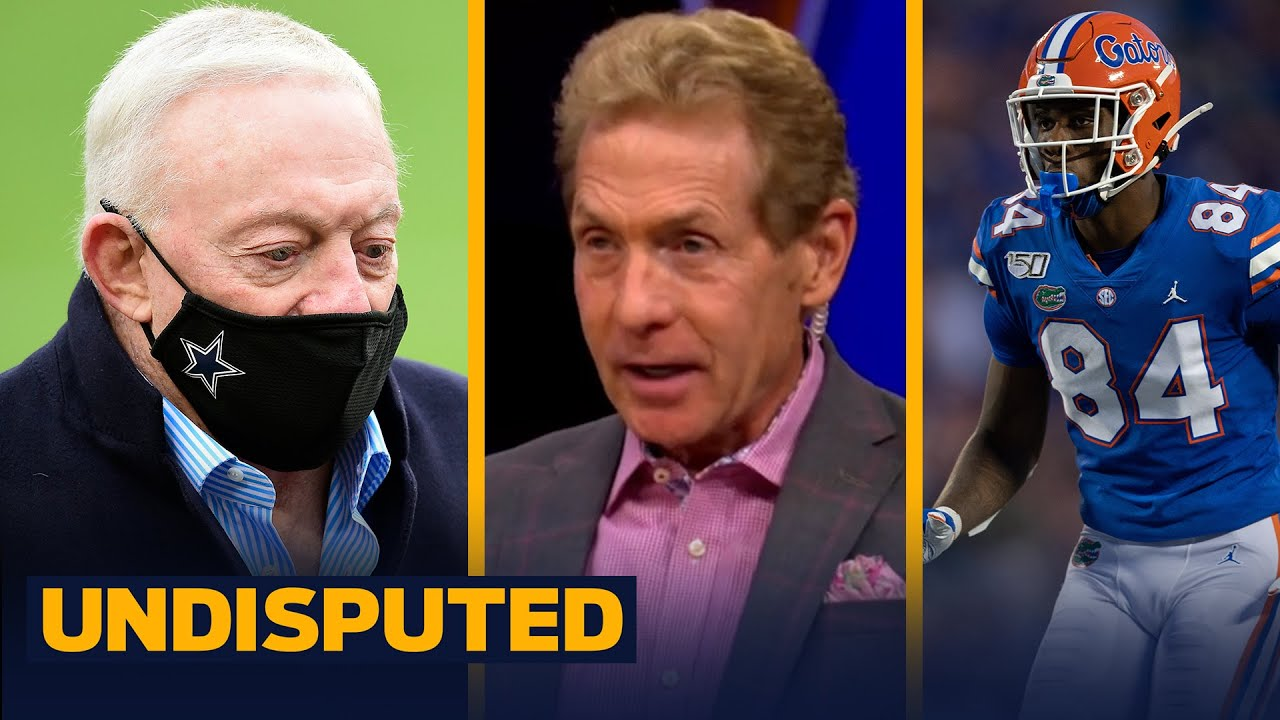 Download Skip Bayless: Kyle Pitts is too good for Dallas to pass up if available at No.10   NFL   UNDISPUTED