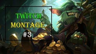 Twitch Montage #3 - Best Twitch Plays Compilation - Twitch Guide[Razmik LOL]