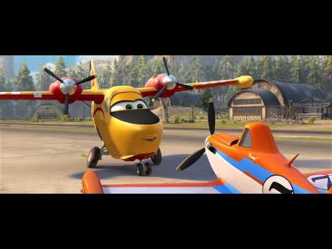 "Disney's ""Planes: Fire & Rescue"" Trailer 1 - Courage"