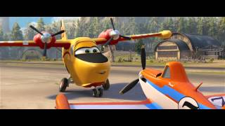 "Disney's ""Planes: Fire & Rescue"" Trailer 1 - Courage"