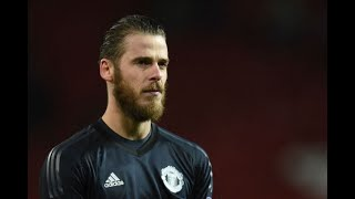 Manchester United transfer news: David De Gea sends Real Madrid message