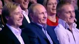 Павел Воля пошутил про Путина
