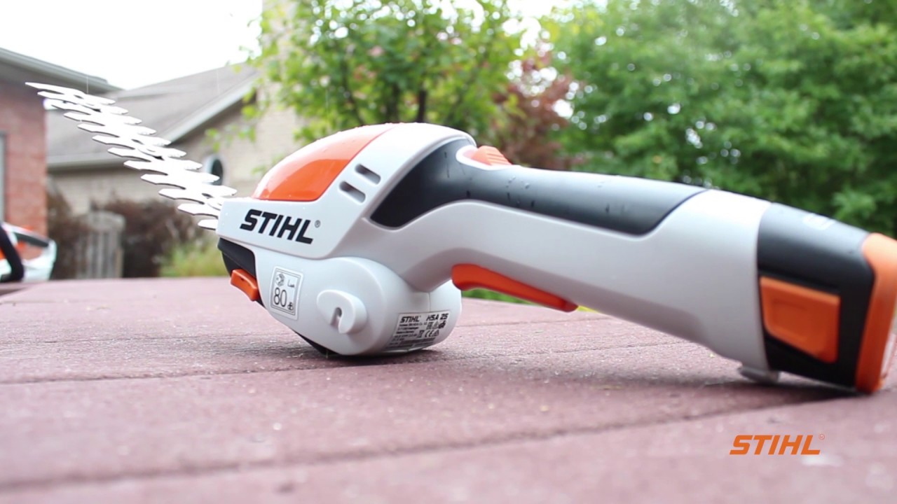 STIHL 090 Chainsaw Helps Ministry of Environment Teach Ice