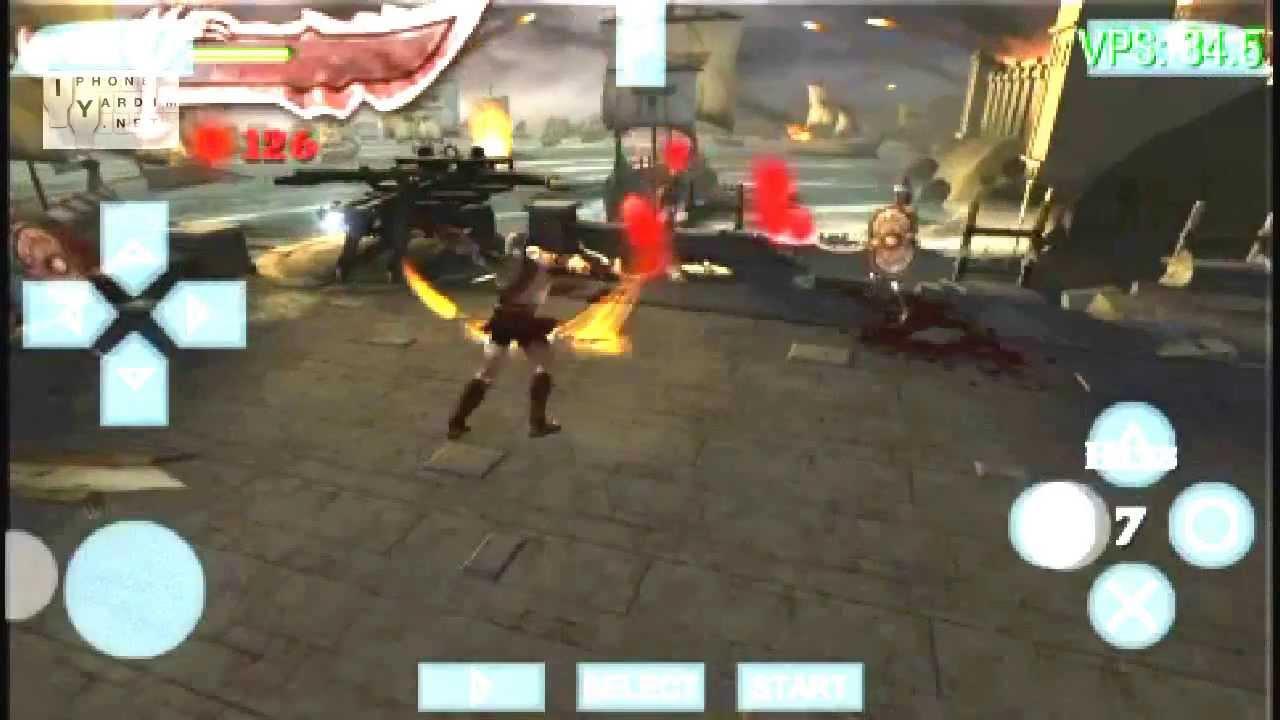 God of war 1 download ppsspp psp