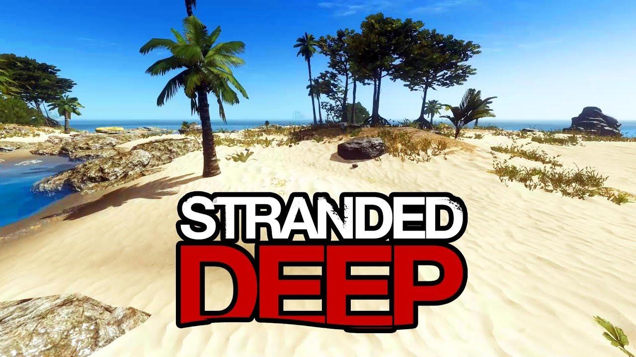 Stranded Deep | inicio