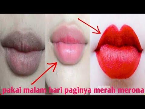 pakai-malam-hari-bangun-tidur-bibir-merah-merona-tanpa-lipstik!!