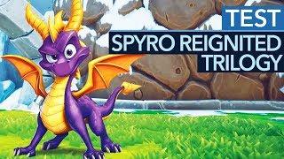 Ein Remake zum Verlieben - Spyro Reignited Trilogy im Test