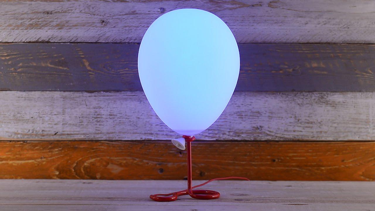 Balloon Lamp   Paladone - YouTube