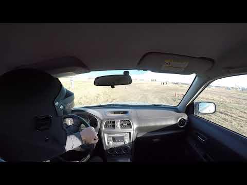 I-80 Speedway Nebraska RallyCross Nov 19 2017 9th run